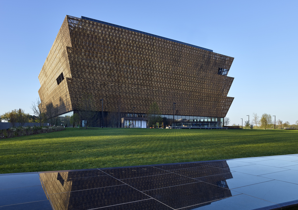 When it opens, the National Museum of African American History and Culture in Washington, D.C., will be the only national museum devoted exclusively to the documentation of African-American life, history and culture. (Alan Karchmer for NMAAHC)