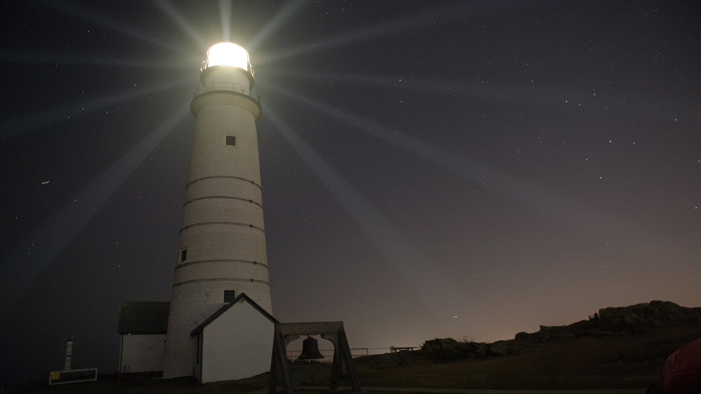 Keeper Of Boston Light Reflects On America's First