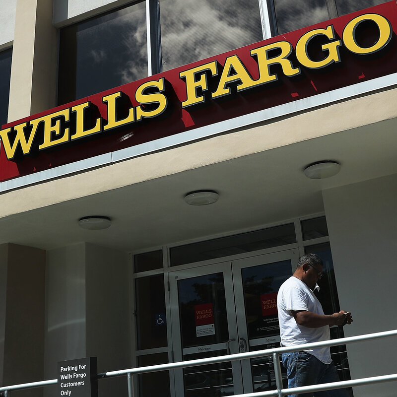 Wells Fargo's Unauthorized Accounts Likely Hurt Customers