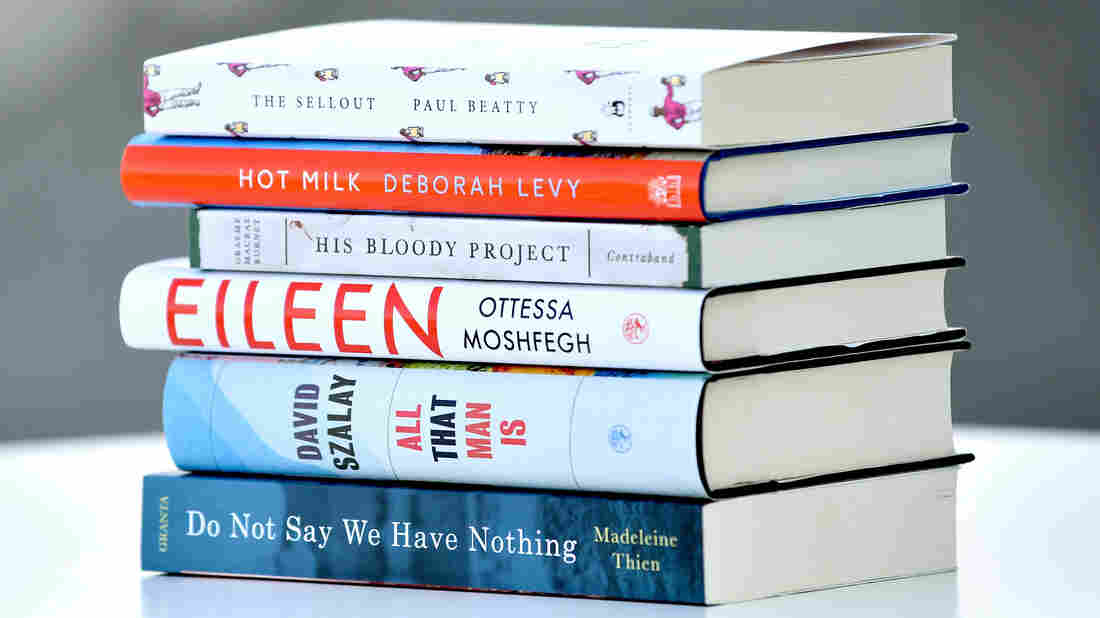 Man Booker prize 2016: tiny publishing house's tale of triple murder shortlisted