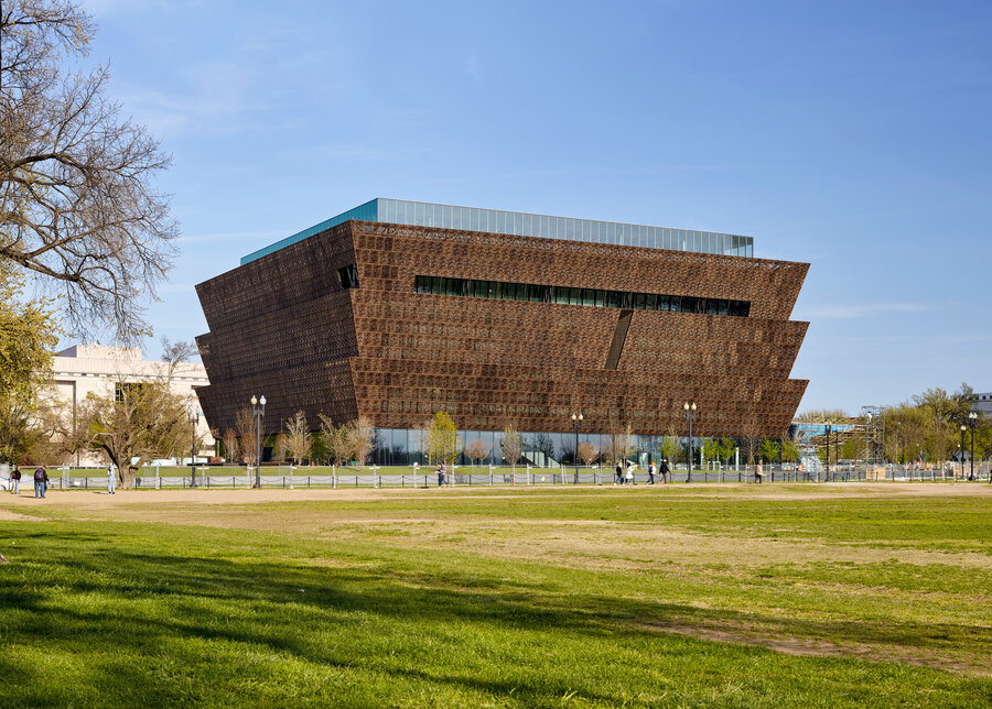 Image result for panorama of african american museum