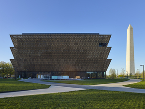 National Museum of African American History and Culture.