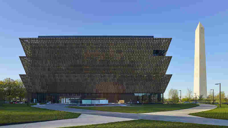 Mission Of African-American Museum Writ Large In Its Very Design