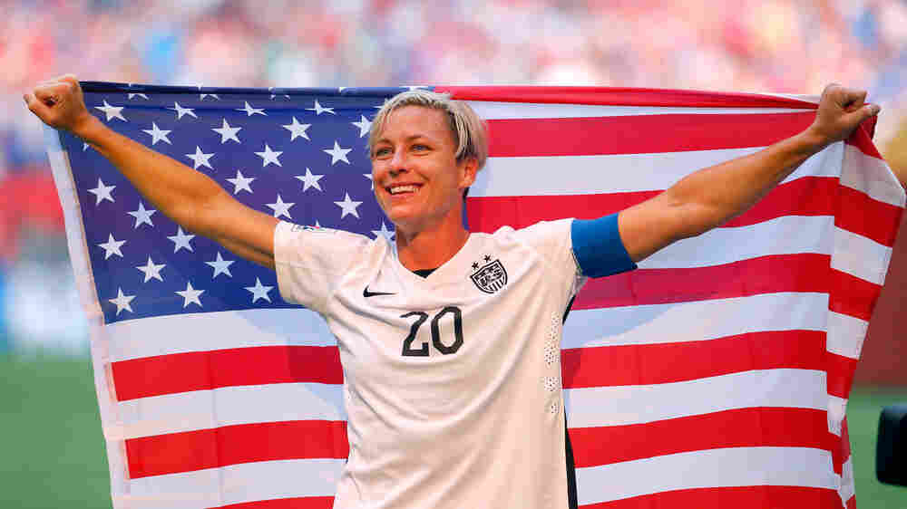 Why Abby Wambach Doesn't Want To Be Known 'Just As A Soccer Player'