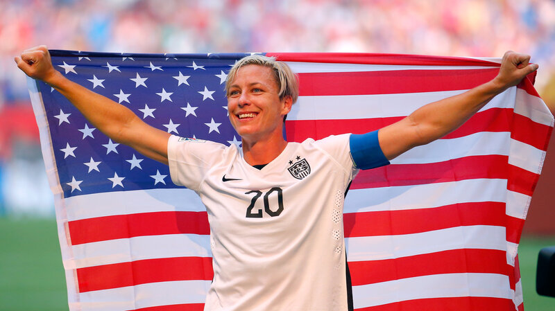 Why Abby Wambach Doesnt Want To Be Known Just As A Soccer Player