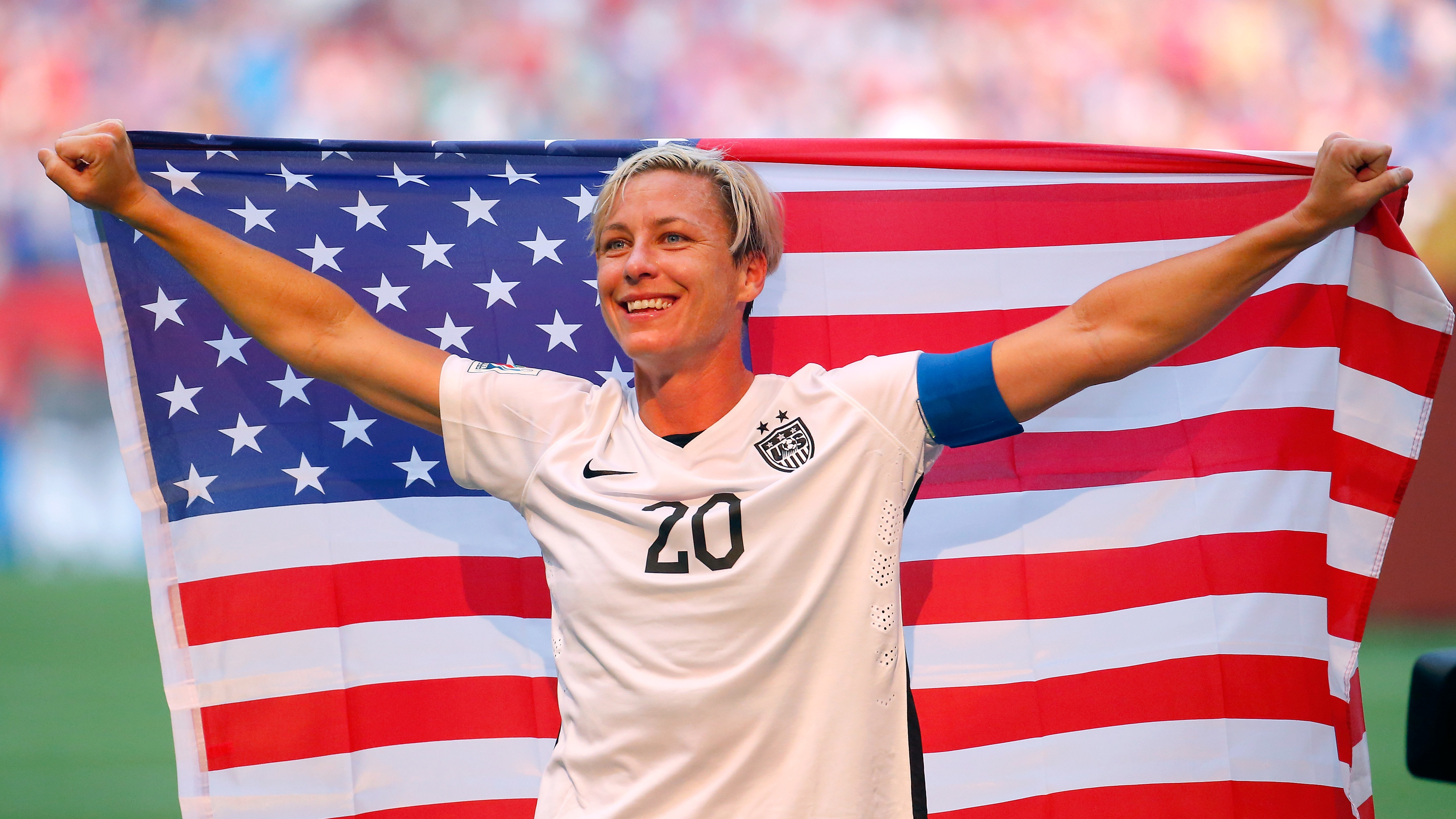 Discussion on this topic: Robin Wright, abby-wambach/