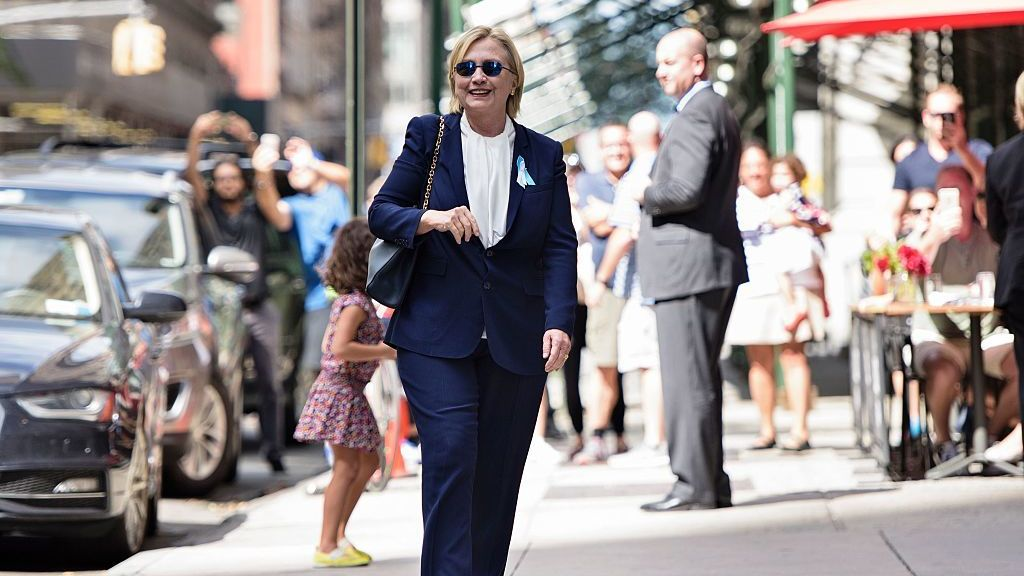 Hillary Clinton is sick and a lot of people have noticed