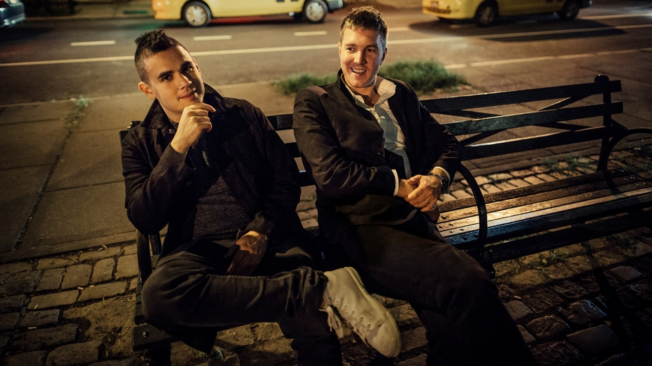Hamilton Leithauser + Rostam's new album, I Had A Dream That You Were Mine, comes out Sept. 23. (Courtesy of the artist)