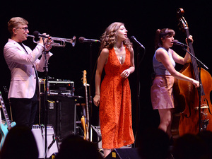 Lake Street Dive performs on Mountain Stage.