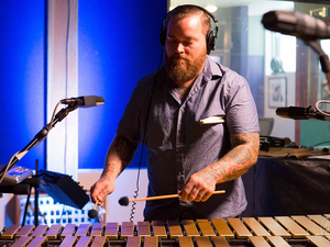 Blind Pilot performs live for KCRW's Morning Becomes Eclectic.