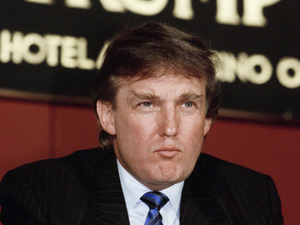 The rise of a young Donald Trump was explored in the NPR special, The Making Of Clinton and Trump.