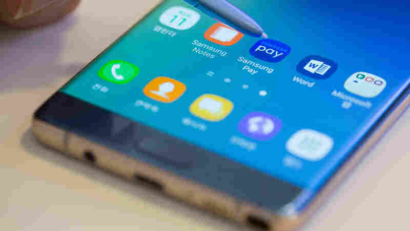 Consumer Product Safety Commission Recalls 1 Million Galaxy Note 7 Phones