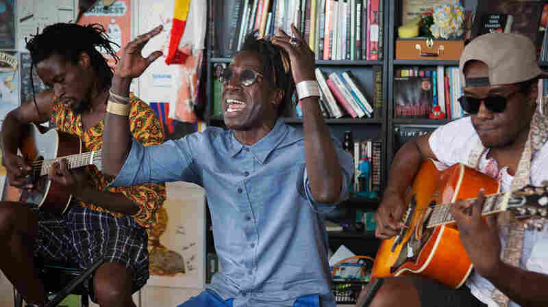 Saul Williams: Tiny Desk Concert
