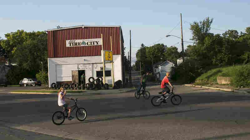 Springfield, Ohio: A Shrinking City Faces A Tough Economic Future