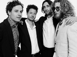 Dawes' new, Blake Mills-produced album, We're All Gonna Die, is out now.