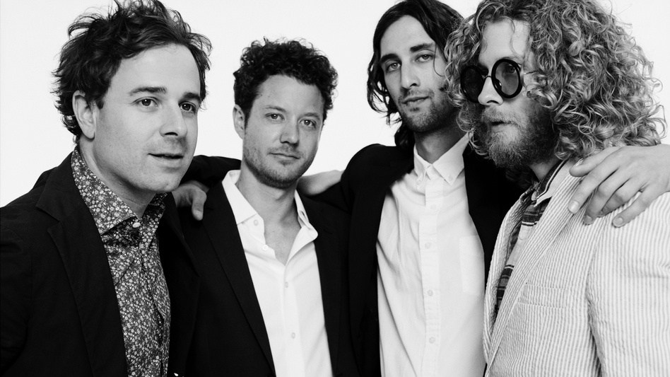 Dawes' new, Blake Mills-produced album, We're All Gonna Die, is out now. (Courtesy of the artist)