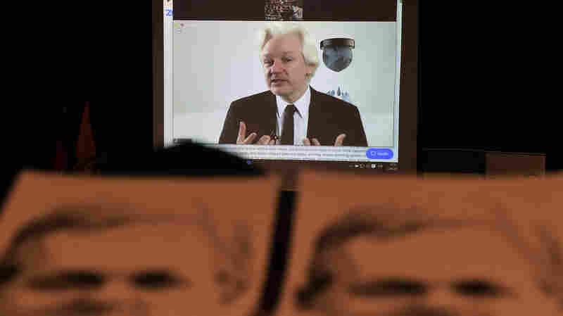 Arrest Warrant For Julian Assange Still Stands, Swedish Court Says