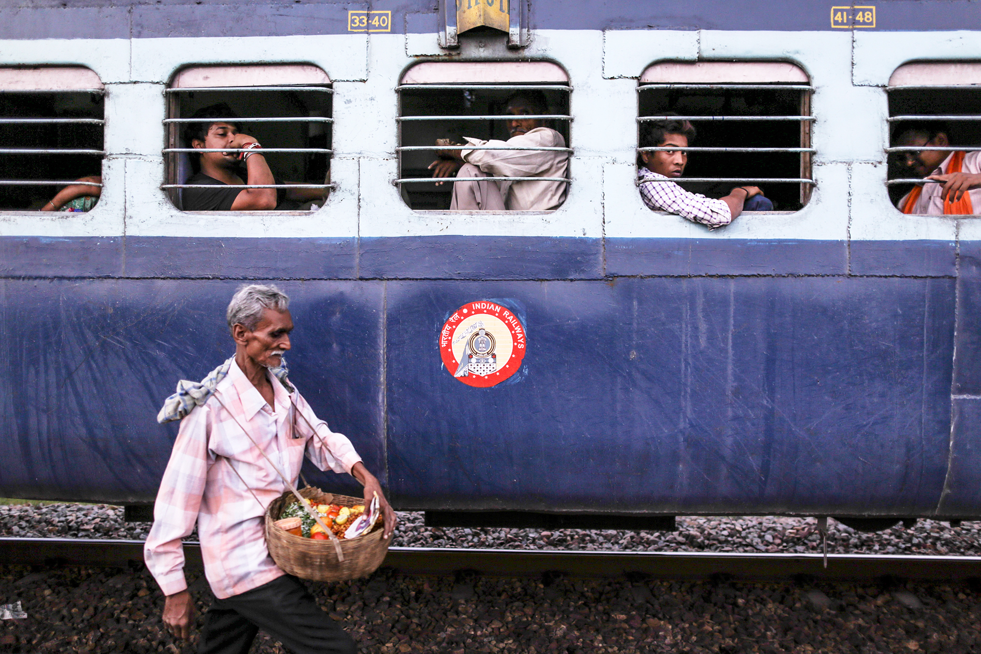 In India, A Rich Food Culture Vanishes From The Train Tracks