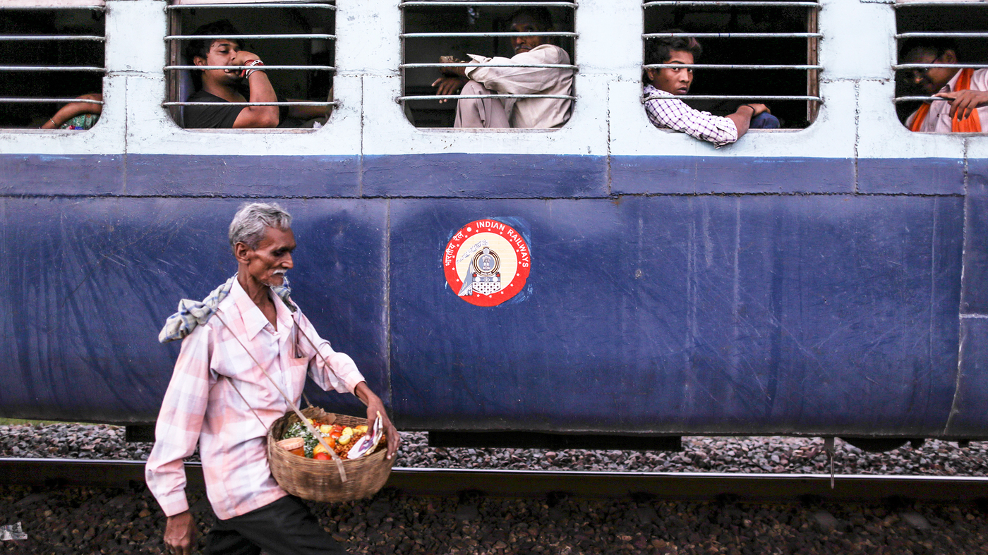 In India A Rich Food Culture Vanishes From The Train