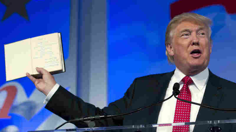 What Does Trump's Promise Of A Nation 'Under One God' Really Mean?
