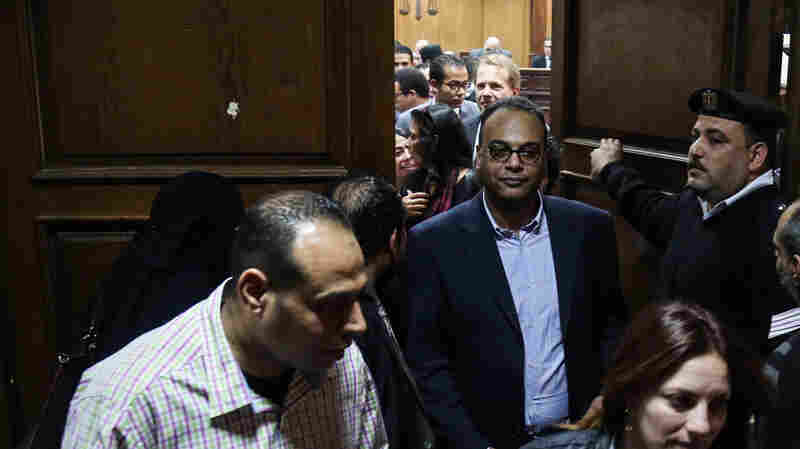 Egypt Freezes Assets Of 5 Prominent Human Rights Defenders