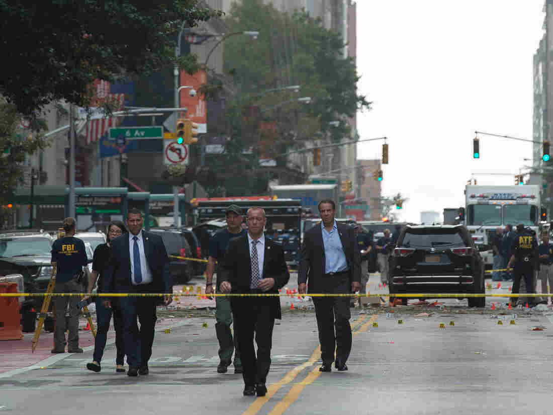 NYC bombing an