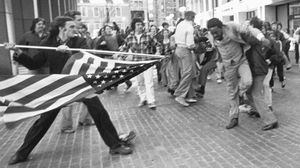 Life After Iconic 1976 Photo: The American Flag's Role In Racial Protest