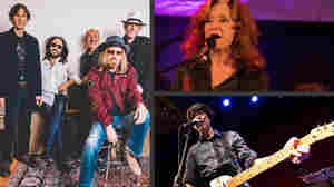 Encore Week: Car Seat Headrest, Bonnie Raitt, Mudcrutch And More