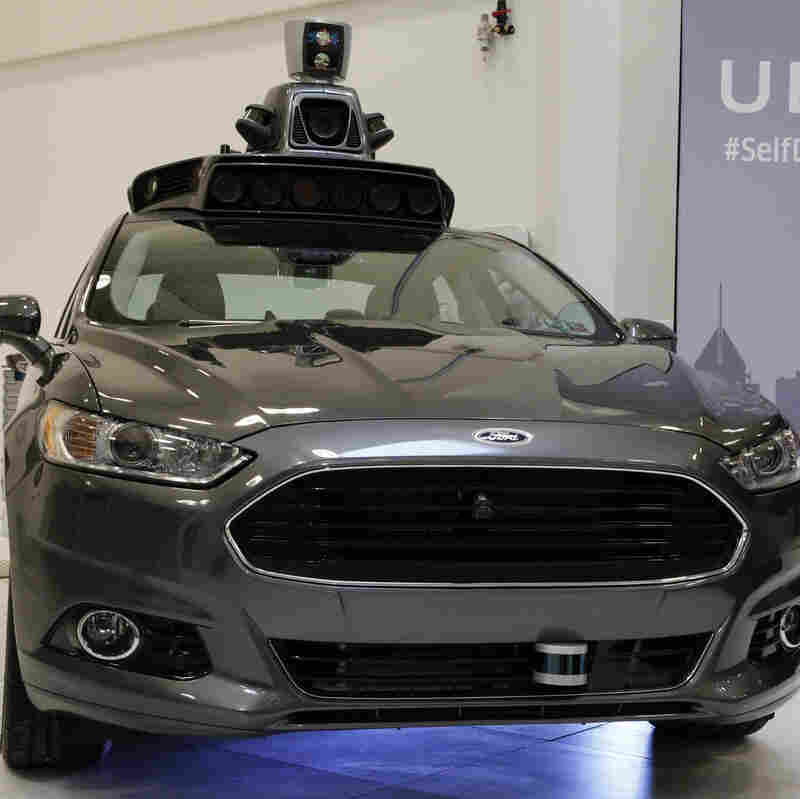 Government Says Self-Driving Vehicles Will Save Money, Time, Lives