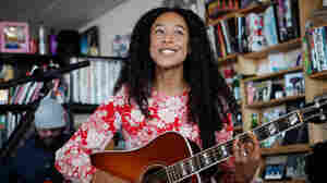 Corinne Bailey Rae: Tiny Desk Concert