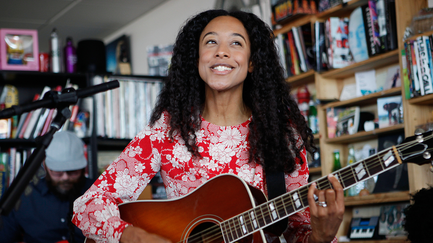 corinne bailey rae tiny desk concert npr