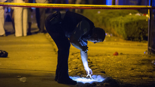 Study: Violent Crime And Murders Slightly On The Rise This Year In Largest Cities
