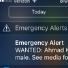 New York's Use Of Phone Alert Shines Spotlight On Wireless Emergency System