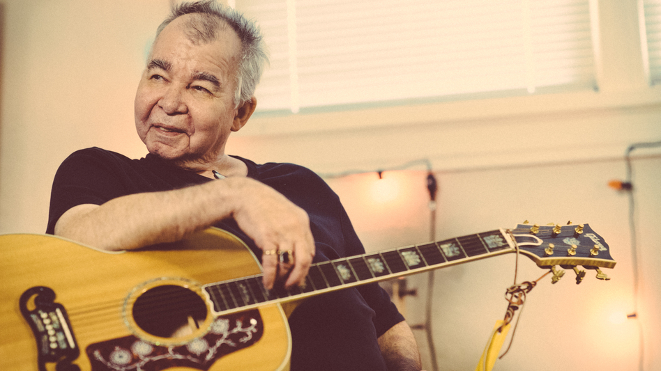 John Prine's new album, For Better, Or Worse, comes out Sept. 30. (Courtesy of the artist.)