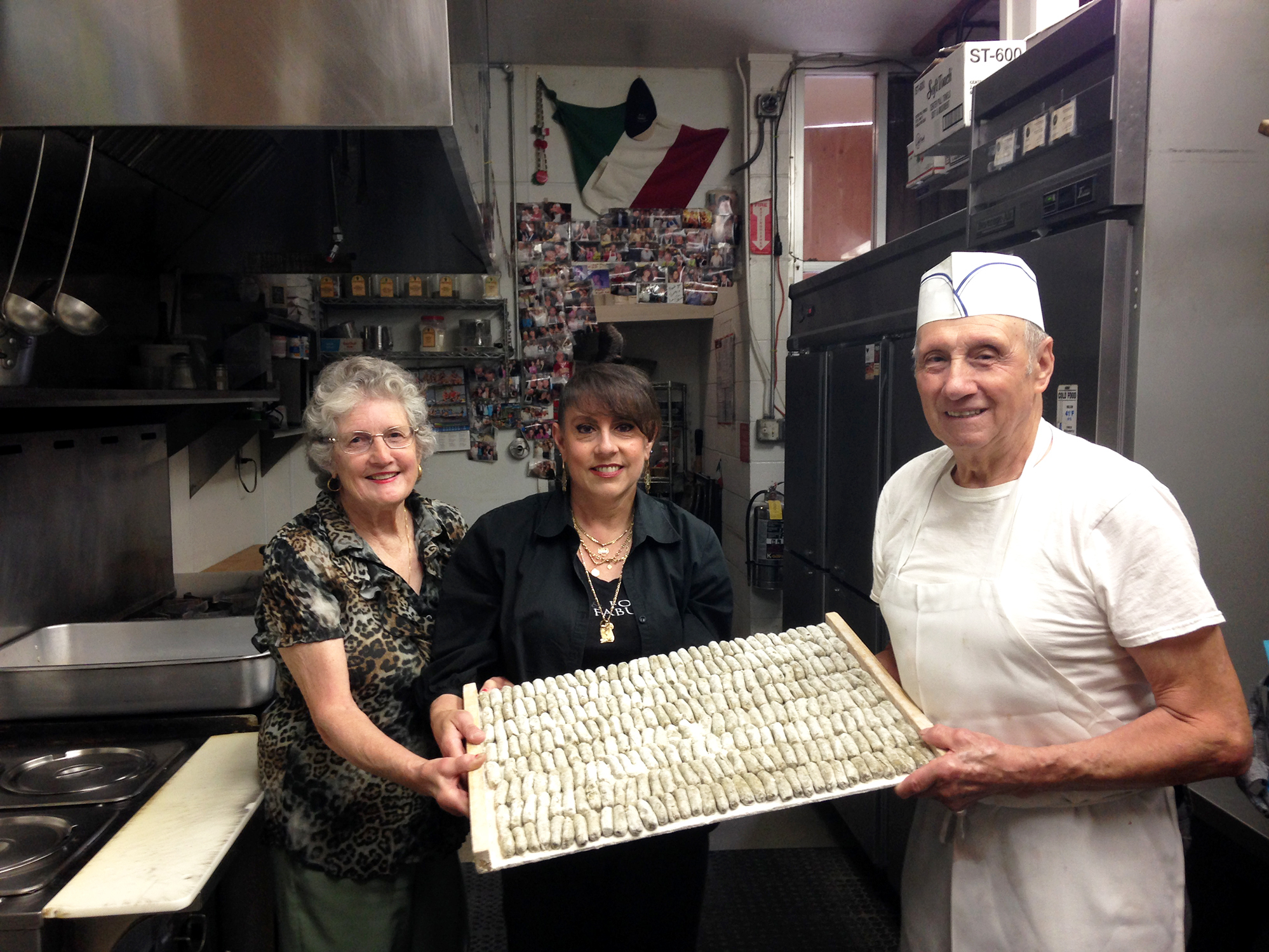 Malfatti, The Dumpling That Became A Napa Valley Legend