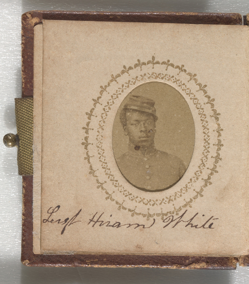 Family Heirloom, National Treasure: Rare Photos Show Black Civil War Soldiers