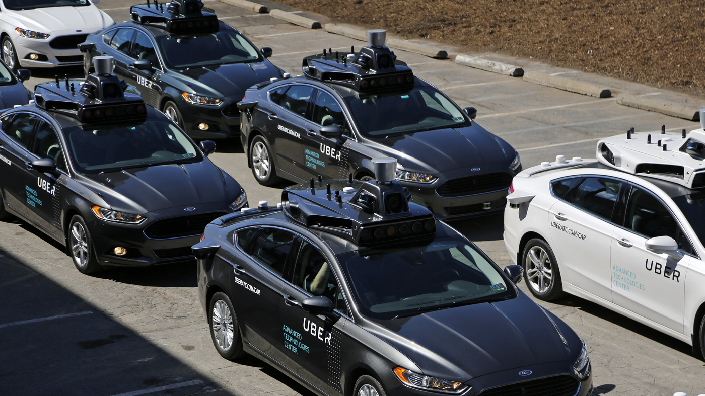 self-driving cars : NPR