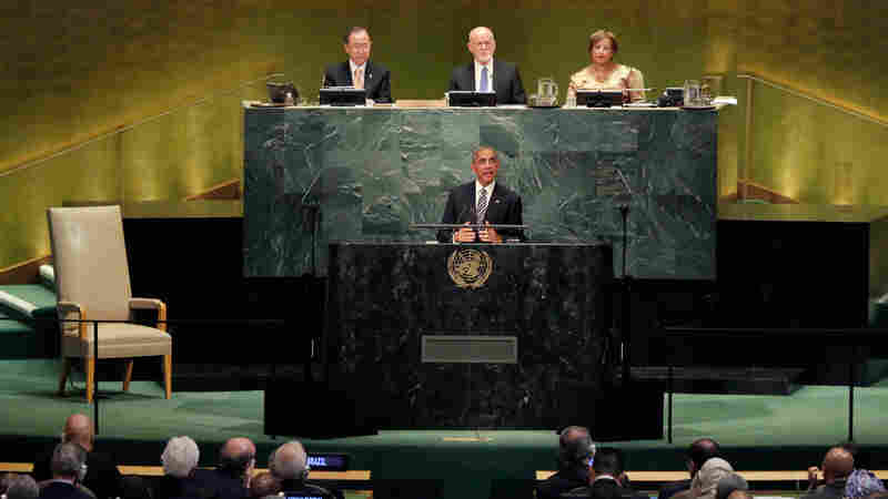 Obama At U.N.: Reject Tribalism Home And Abroad
