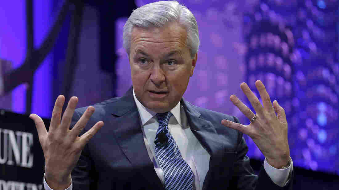 Wells Fargo CEO John Stumpf is not any of these things
