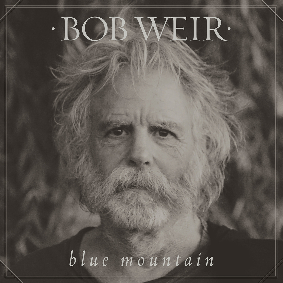 Bob Weir, Blue Mountain. (Courtesy of the artist.)