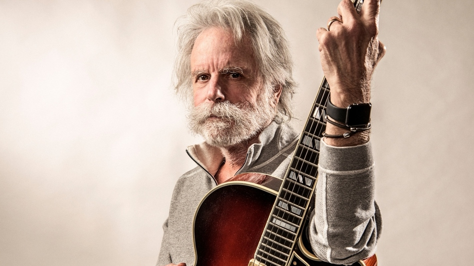 Bob Weir's new album, Blue Mountain, comes out Sept. 30. (Courtesy of the artist)