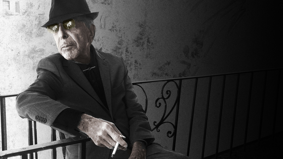 Leonard Cohen's 14th studio album, You Want It Darker, will be out Oct. 21. (Courtesy of the artist)