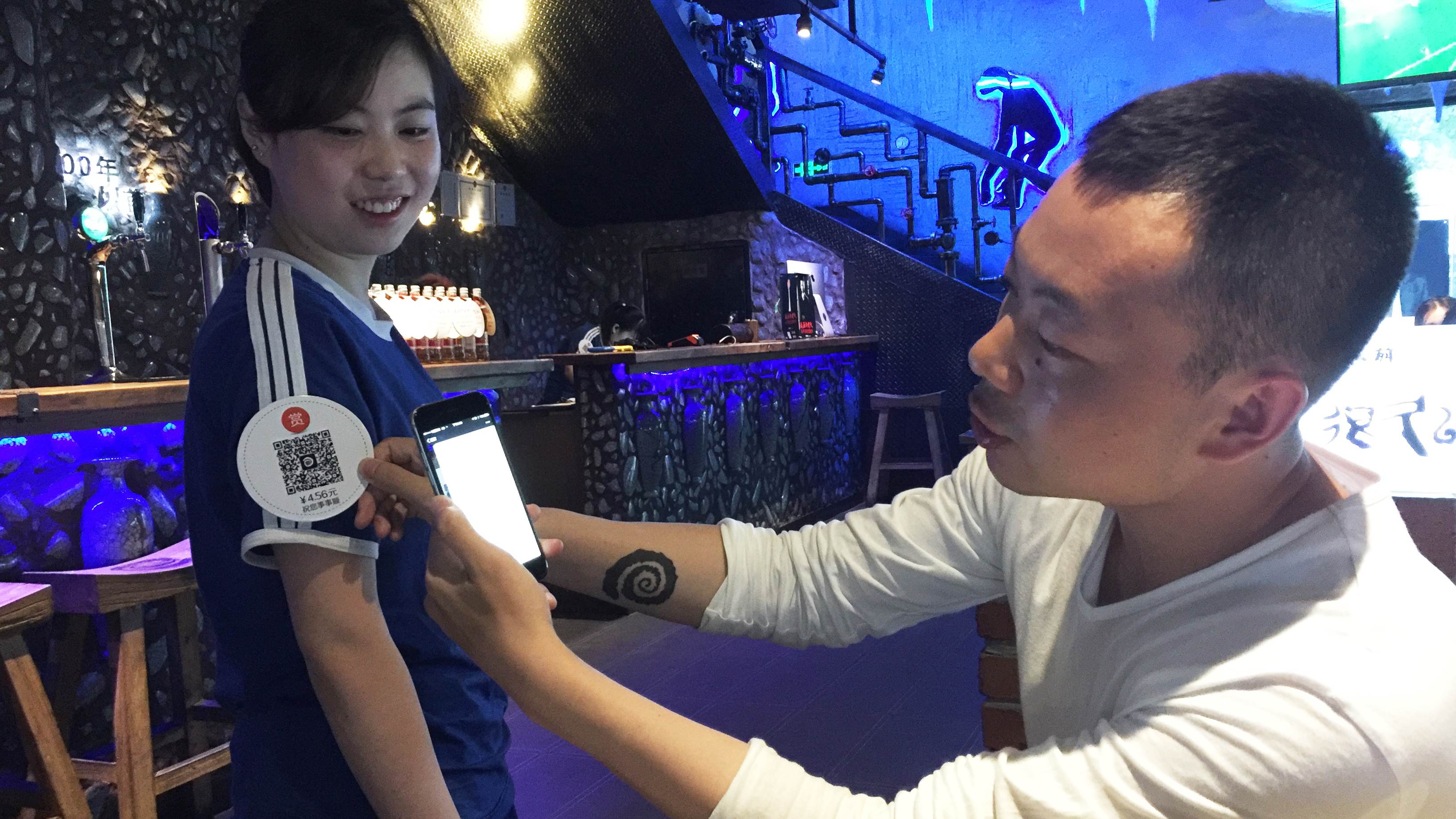 Tipping Makes A Comeback In China