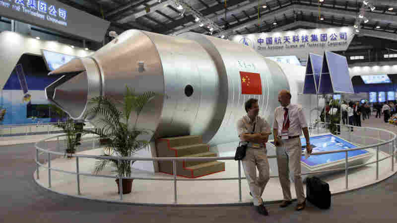 China's 'Heavenly Palace' Space Lab Will Crash Back To Earth