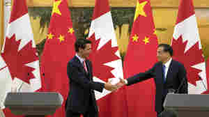 China And Canada Agree To Discuss Potential Extradition Treaty