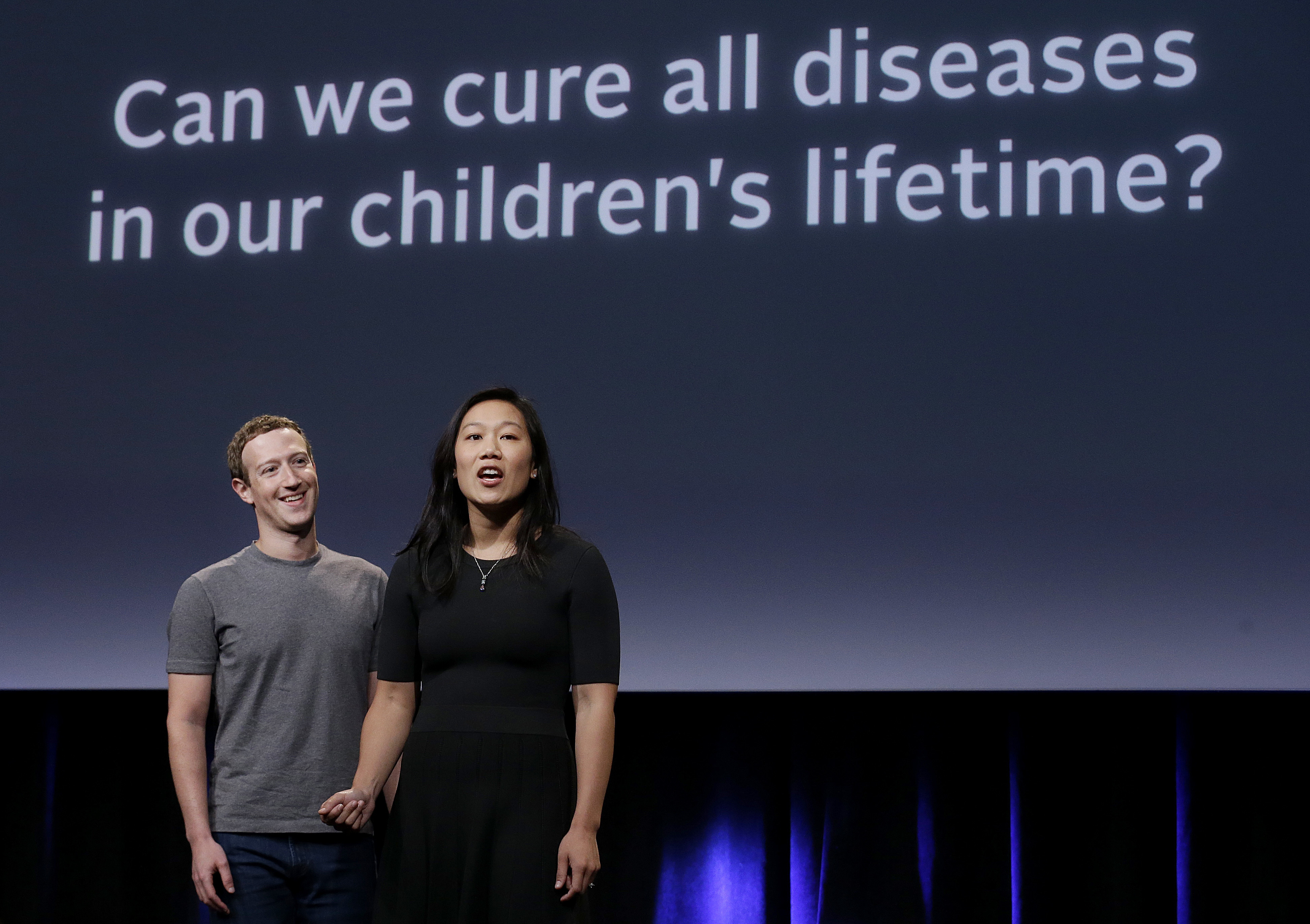 Chan Zuckerberg Initiative Announces $3 Billion Investment To Cure All Disease