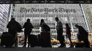 'New York Times' Editor: 'We Owed It To Our Readers' To Call Trump Claims Lies