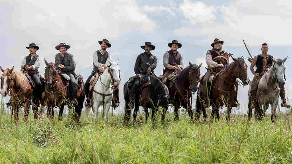 'Magnificent Seven' Director On Staying True To The Original Film's Message