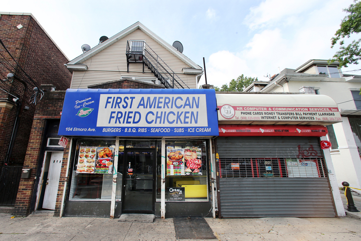 First american fried chicken restaurant