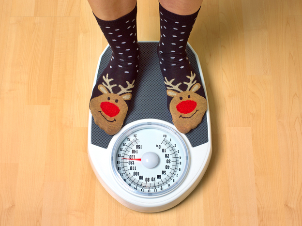 All that holiday grubbing really does pack on the pounds. How much? Researchers tracked the weights of 3,000 people in Germany, Japan and the U.S. and found a weight spike after every major holiday.
